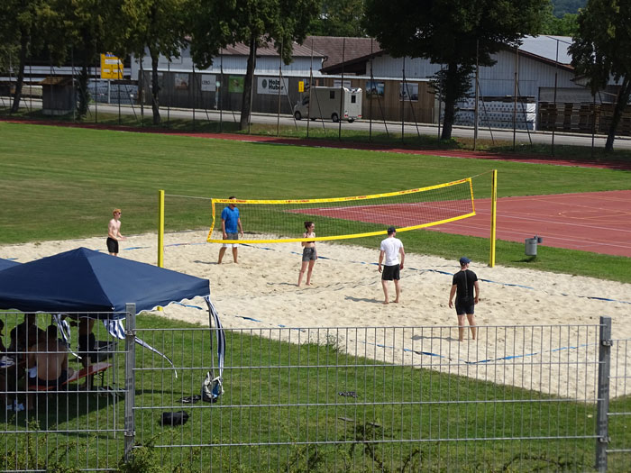 Judo Beachvolley Sommerfest 2018 01